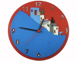 Wall Clocks Island