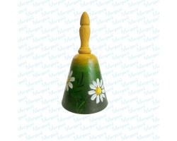 Hand Painted Bell Cone Shaped