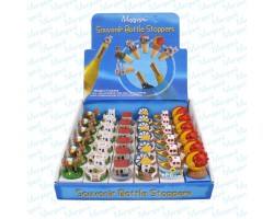General Bottle Stoppers Set/36