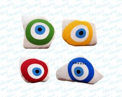 Eye Pebble Magnet